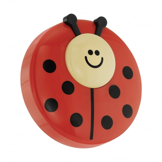Eglo Ladybug Childs Room Light Wall or Ceiling