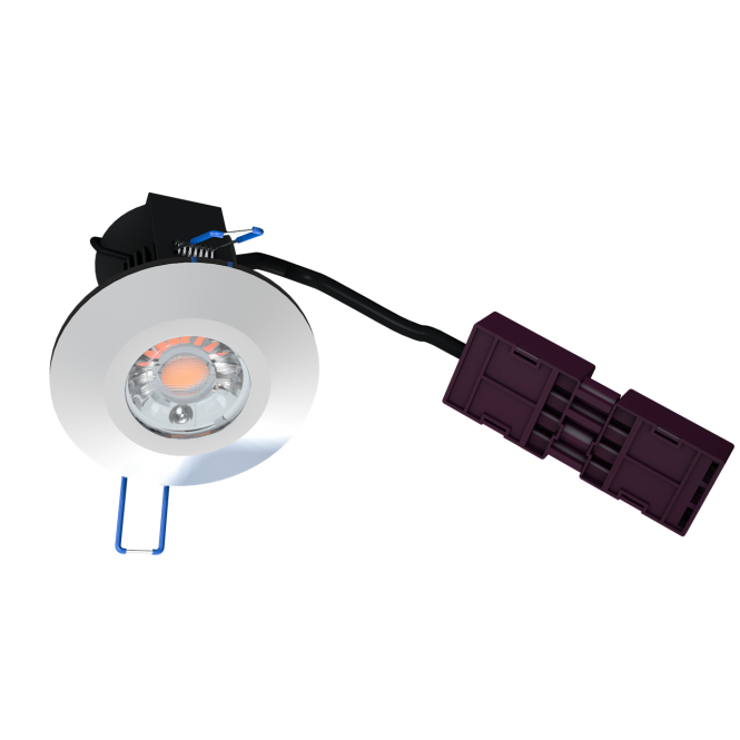 LED Robus Triumph Activate 11W LED Dimmable Fire Rated Downlight