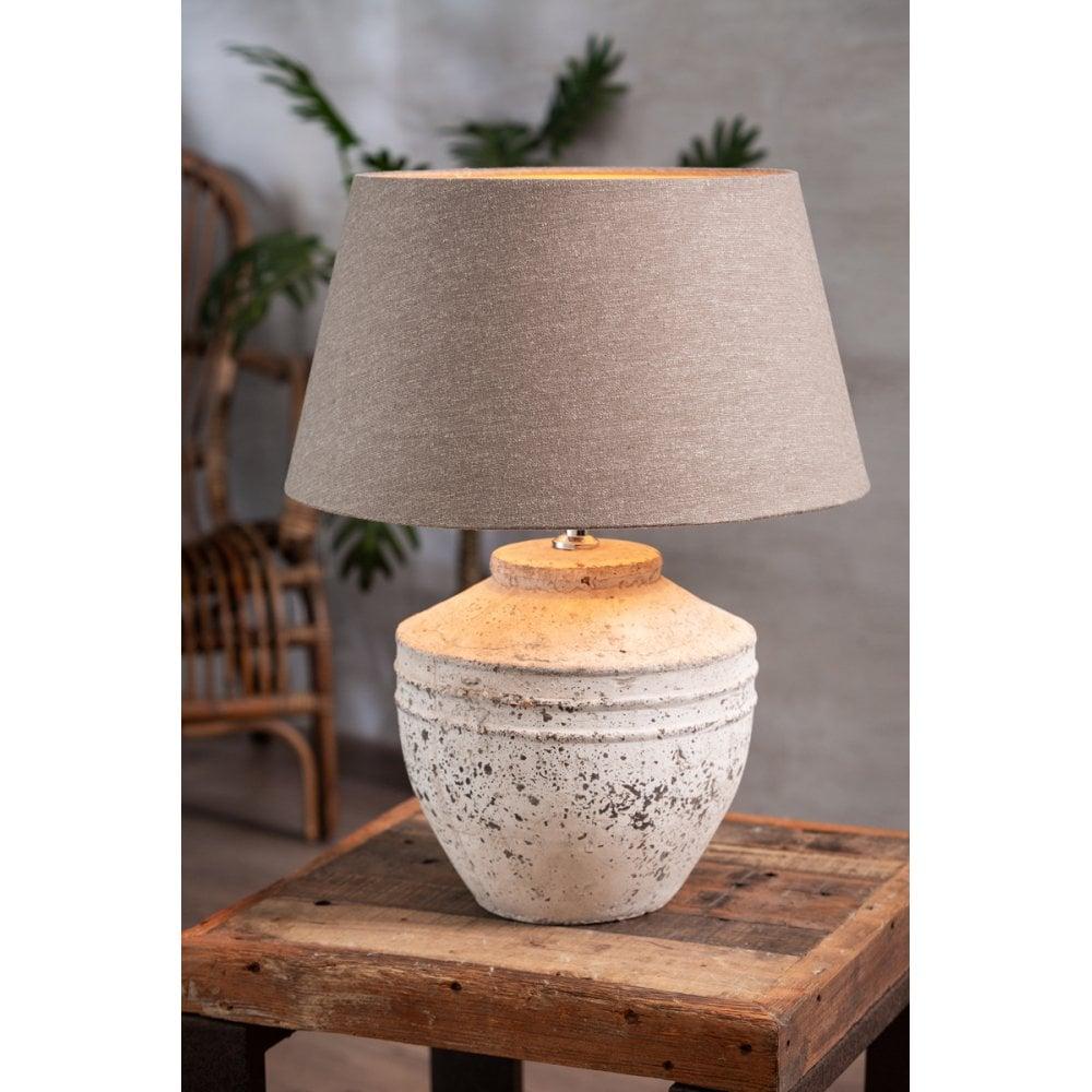 Lamp base 25x35 cm TOBA medium