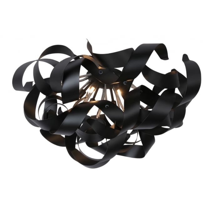 Lucide Atoma Spiral LED Ceiling Light