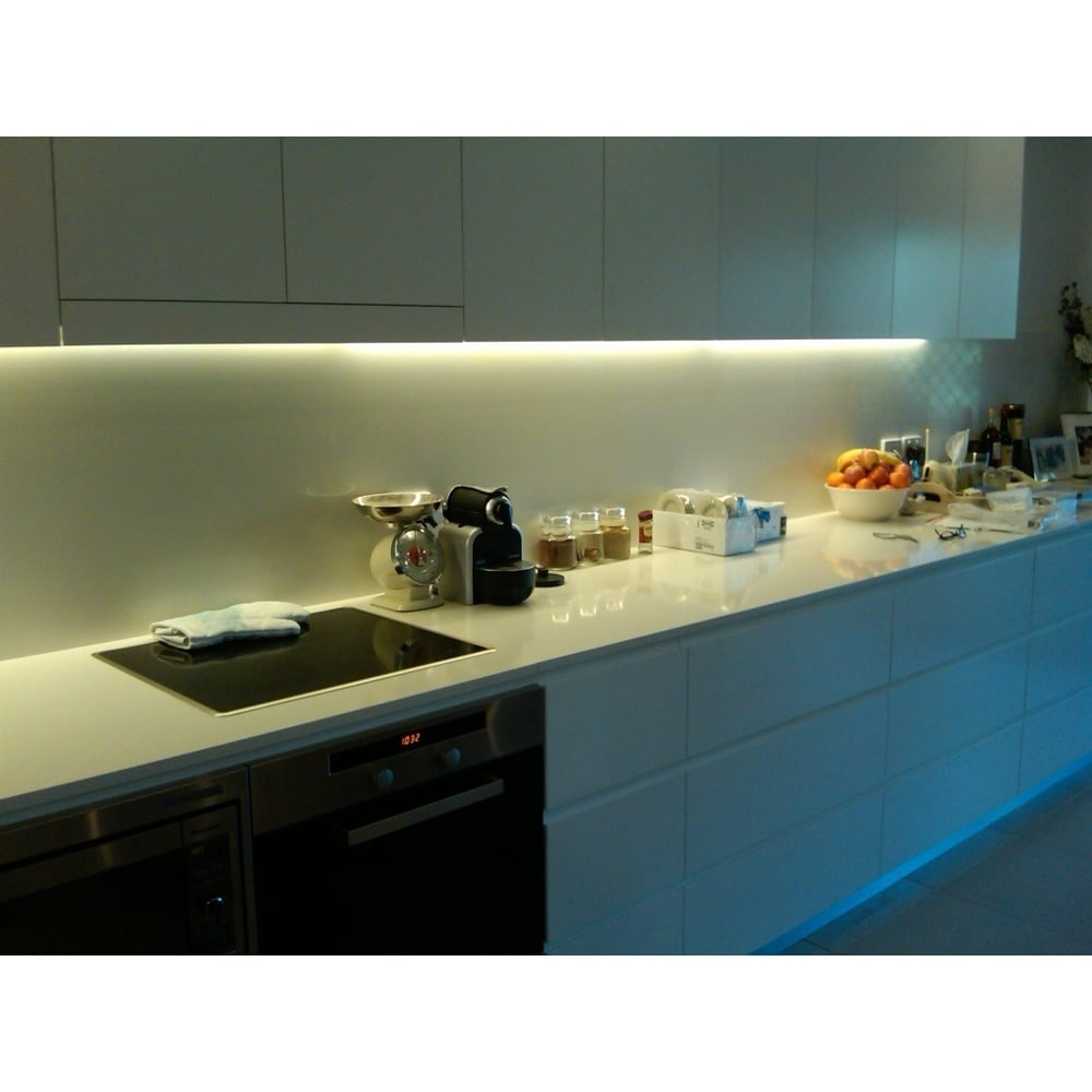 Kitchen Unit Lighting Ideas: Ansell Matrix AMALED LED Strip Lights Kitchen