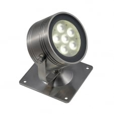 Meteor LED Submersible 6W LED Stainless Steel