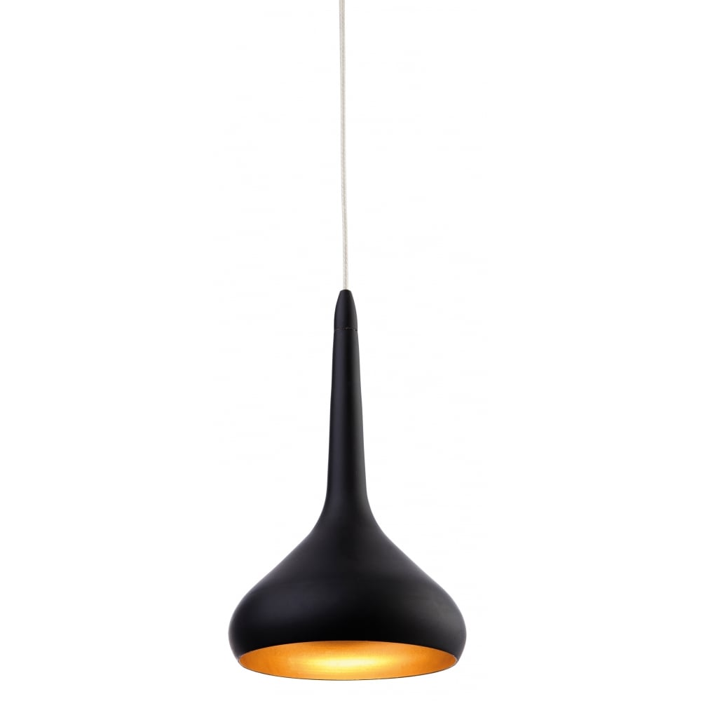 Firstlight 8613BK Bar LED Pendant | ideas4lighting | SKU569I4L