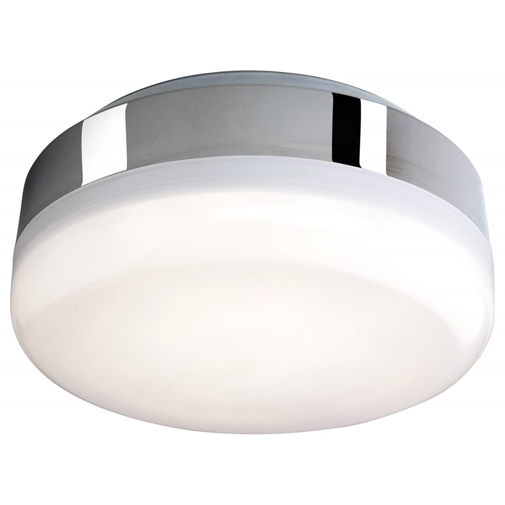 flush bathroom ceiling lights firstlight 3432ch mini hydro led flush fitting 18366