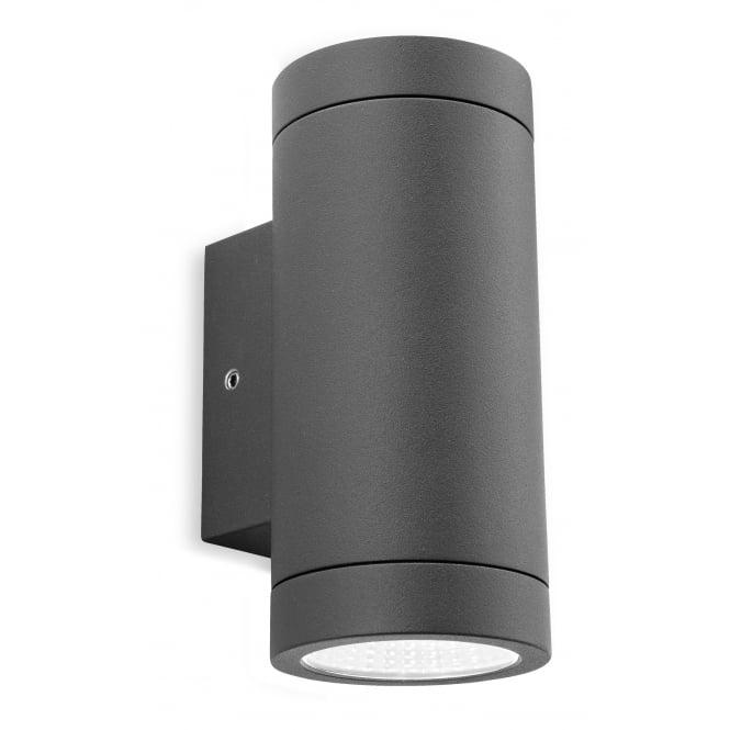 Firstlight 5938gp Shelby 2 Light Led Wall Light Ideas4lighting Sku20409i4l