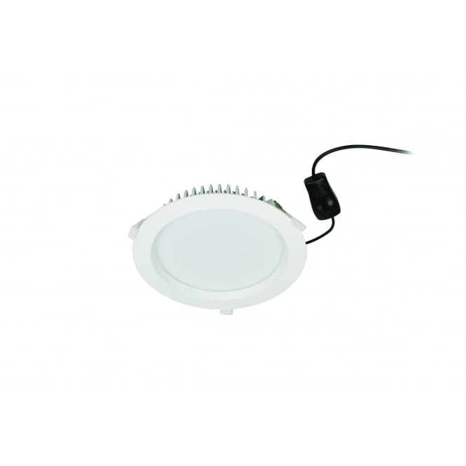 LED Robus Morph 20W Dimmable LED Downlight with Light Colour Selector (3K, 4K, 6.5K)