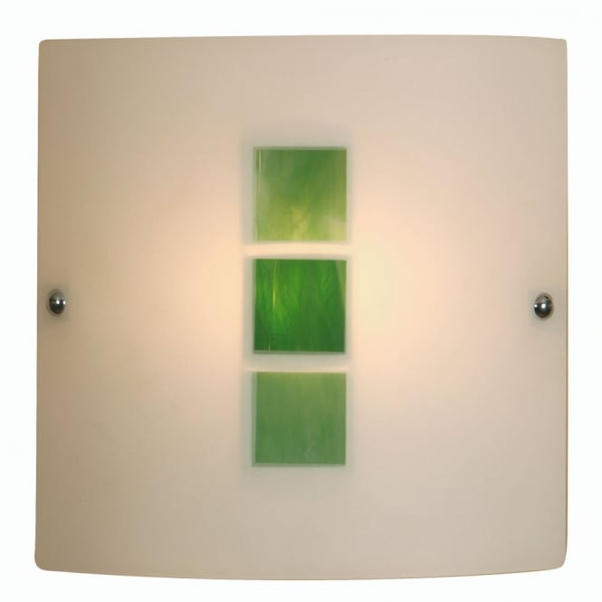 Oaks Muro Wall Light Green 1 X 40W SES