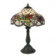 Adara Tiffany Glass Table Lamp