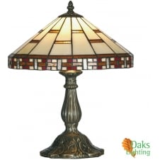 Aremisia Tiffany Table Lamp