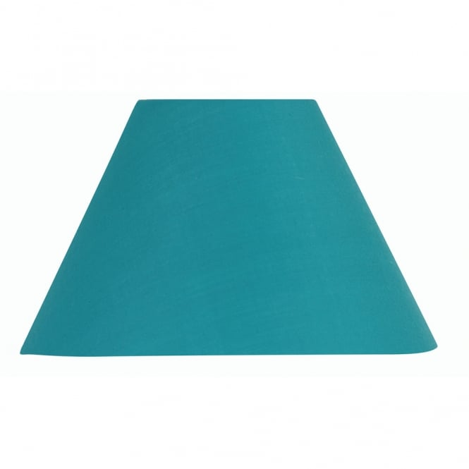 Oaks Blue Cotton Coolie Shade