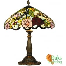 Aspen Tiffany Table Lamp