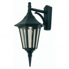 Cardinal Down Coach Lantern Black