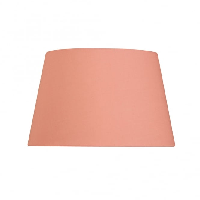 Oaks Pale Pink Cotton Drum Shade