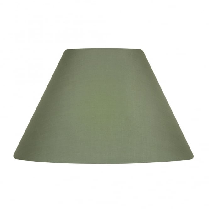 Oaks Sage Cotton Coolie Shade