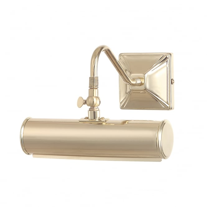 Elstead Picture Light 1lt Small Polished Brass