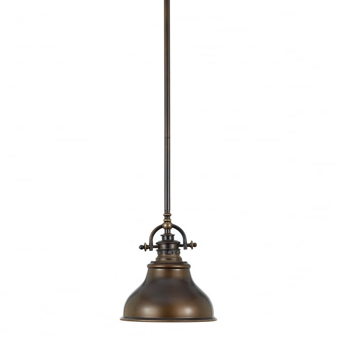 Quoizel Emery Barber Ceiling Light