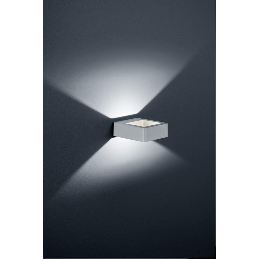 Trio Lighting Reno Modern An Cast Aluminium Wall Lamp