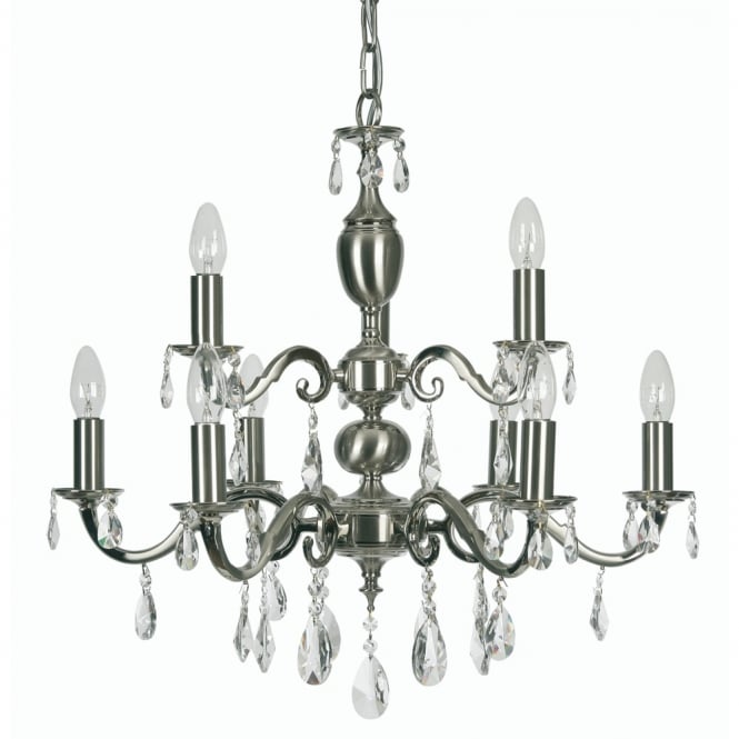 Pedret Risborough 9 Light Pendant