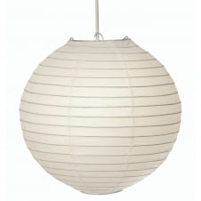 Round White Lantern Lights