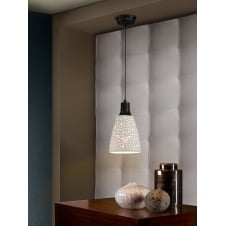 Contra 1 Molded Light Ceiling Pendant