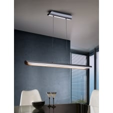 Pyale Bar LED Ceiling Light Pendant