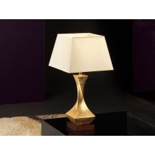 Deco Small Table Lamp, Gold