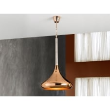 Ishara Copper Moroccan Ceiling Pendant
