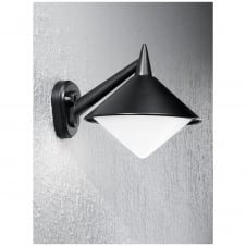 Sera Black Exterior 1 Light Wall Bracket