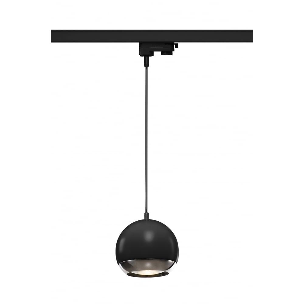 slv 1000709 light eye 150 qpar111 pendant luminaire for 3 circuit high voltage tracksystem. Black Bedroom Furniture Sets. Home Design Ideas