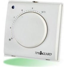 Timeguard Electronic Frost Thermostat with Cover
