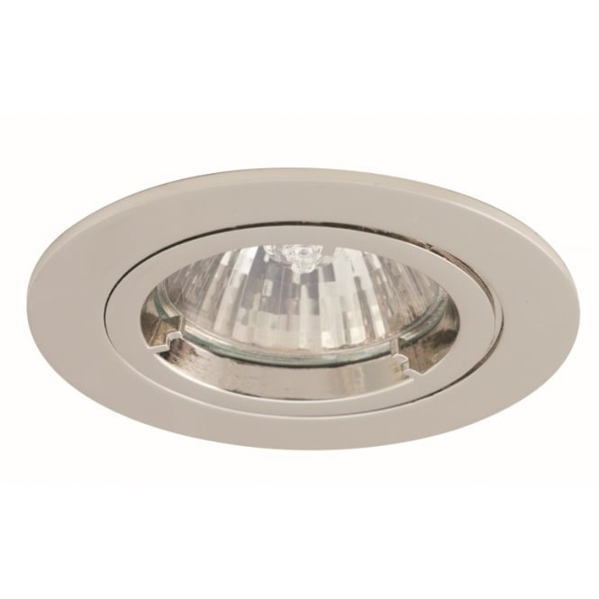 Ansell Twistlock MR16 50W IP44 Die-Cast Downlight 50W MR16 Chrome