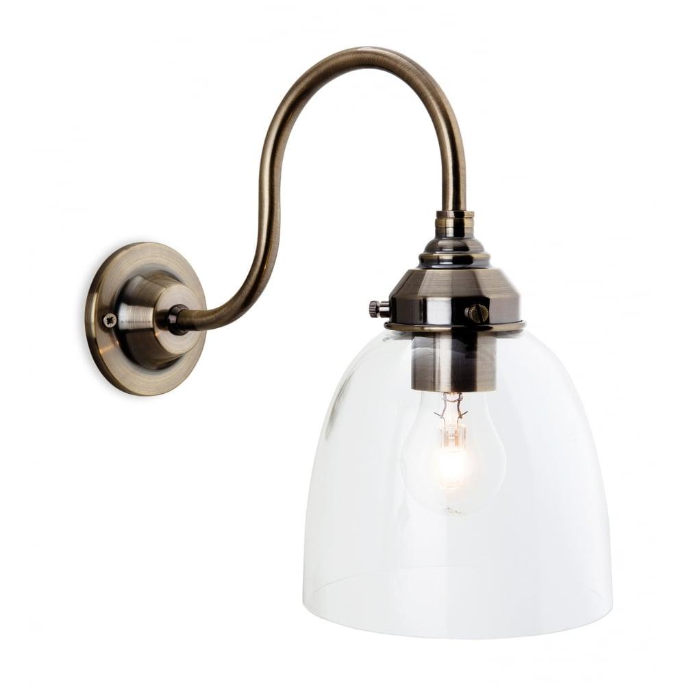 Firstlight 5935AB Victoria Wall Light