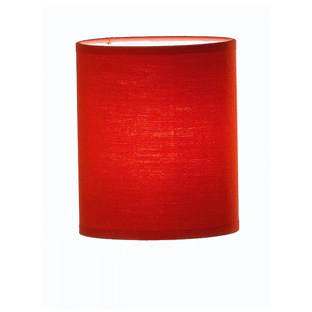 Franklite 1156 Vivace Red Light Shade E27 Ideas4lighting