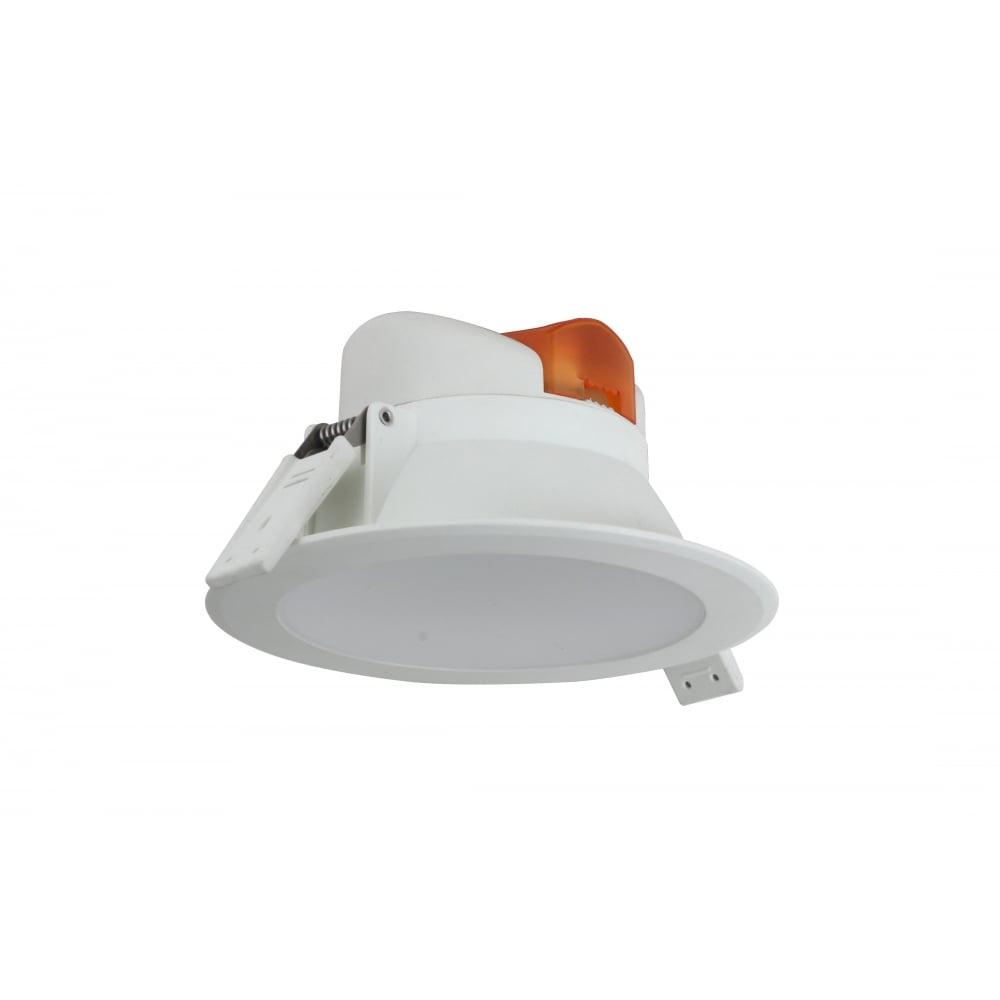 adjustable outdoor recessed soffit light fitting. white soffit light outdoor downlight 7w led fitting adjustable recessed u