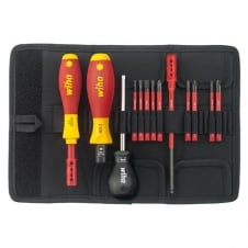 Wiha 13 Piece VDE Torque Screwdriver Kit